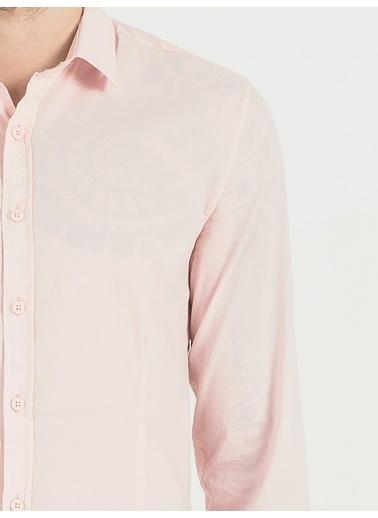 Loft Uzun Kollu Gömlek Pembe